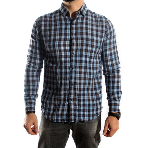 Men Shirt / 100 cotton -5694