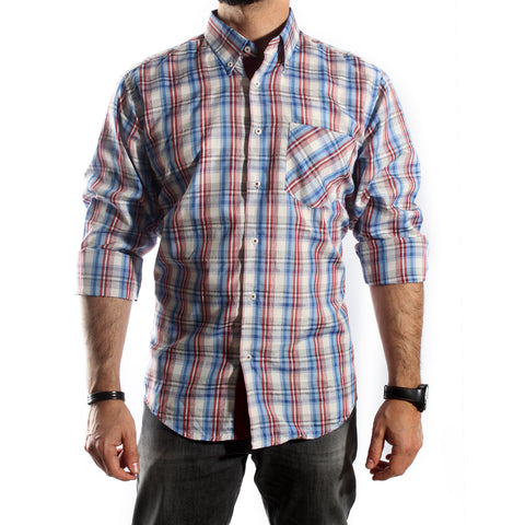 Men Shirt / 100 cotton -5700