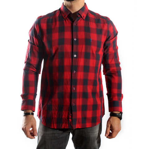 Men Shirt / 100 cotton -5693