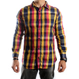 Men Shirt / 100 cotton -5719