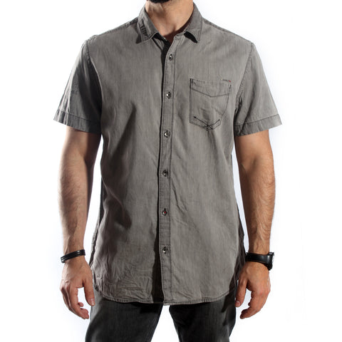 Men Shirt / 100 cotton -5697