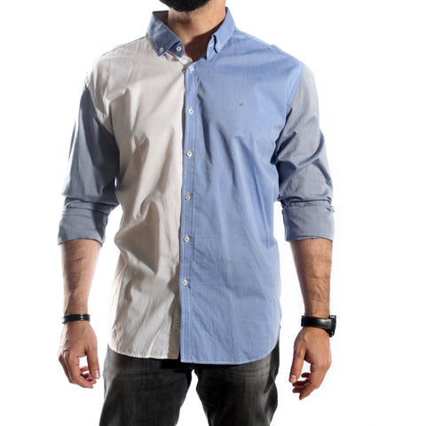 Men Shirt / 100 cotton -5731