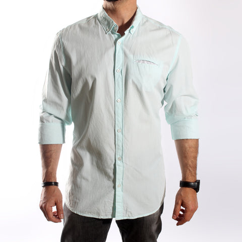 Men Shirt / 100 cotton  -5757