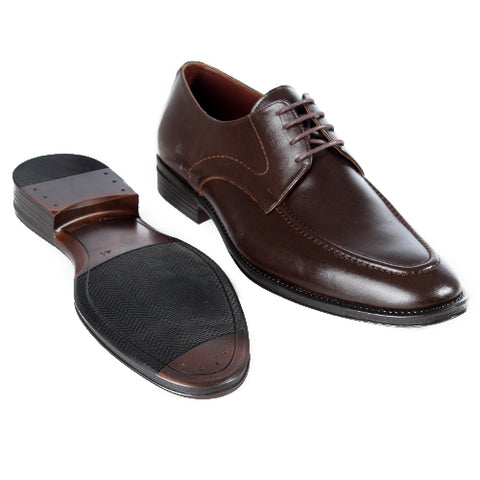 Formal Shoes - Brown -5798