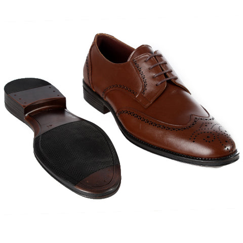 Formal Shoes - Brown -5799