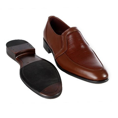 Formal Shoes - Brown -5802