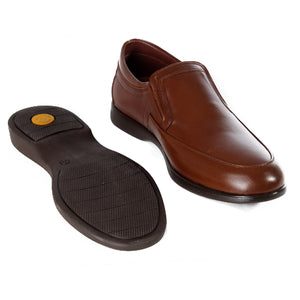 Formal Shoes - Brown -5818