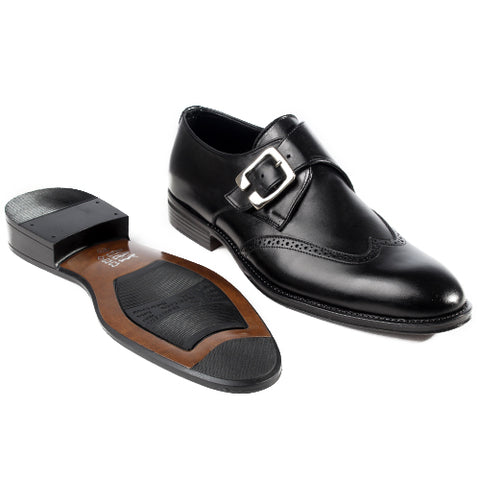 Formal Shoes - Black -5823