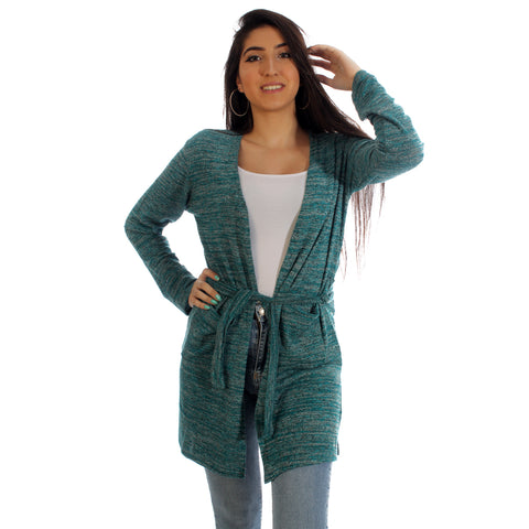 Women Autumn Winter Long Sleeve Cardigan – Free Size -5870
