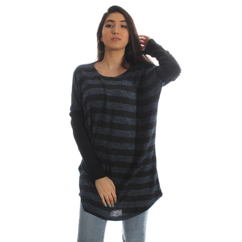 Women Autumn Winter Long Sleeve Tunic Blouse – Free Size -5850