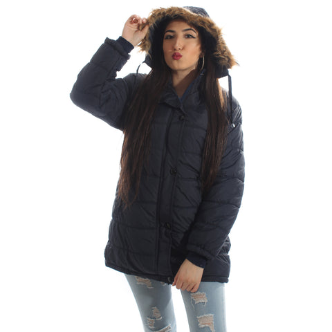 Women jacket/ colour navy -4035