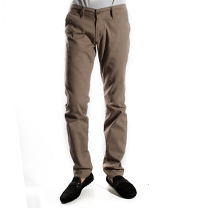 fabric pant- gray/ made in Turkey -3380