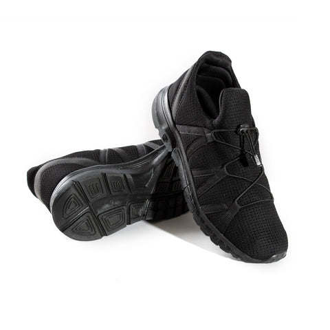 sport shoes/ black/ made in Turkey -3385