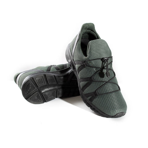 sport shoes/ gray/ made in Turkey -3386