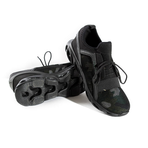 sport shoes/ black/ made in Turkey -3388