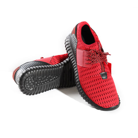 sport shoes/ red/ made in Turkey -3389