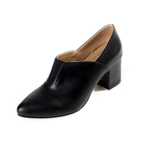 women elegant shoes / genuine leather 100 % -6120