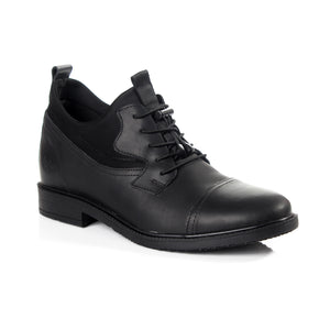 Men winter shoes / 100 % genuine leather -6053