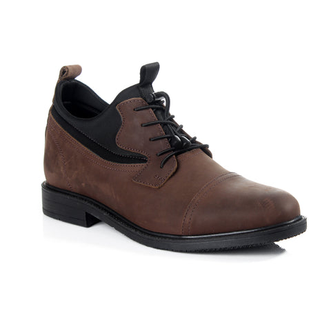 Men winter shoes / 100 % genuine leather -6054