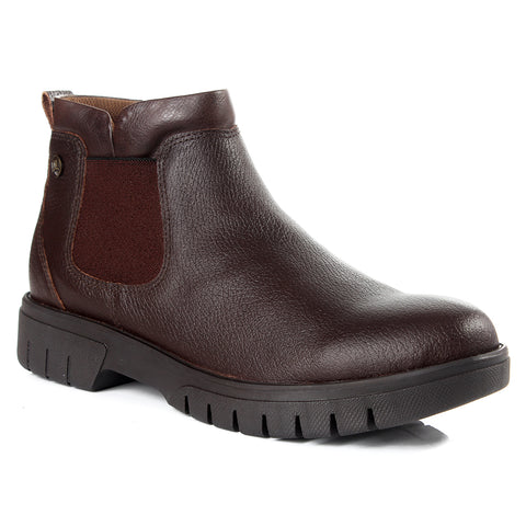 Men winter shoes / 100 % genuine leather -6030
