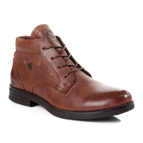 Men winter shoes / 100 % genuine leather -6035