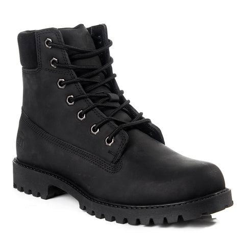 Safety Boots design / 100 % genuine leather -6024