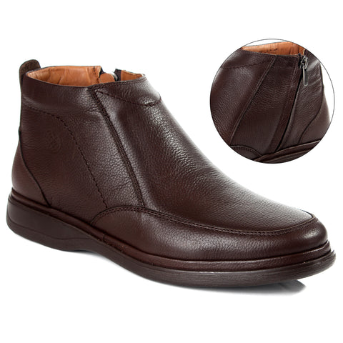 Medical shoes / genuine leather 100 % -6073
