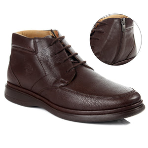 Medical shoes / genuine leather 100 % -6076