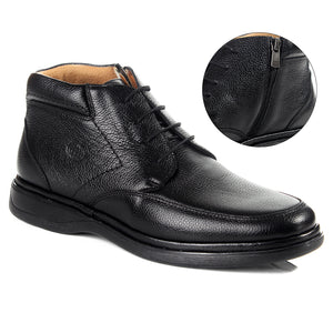Medical shoes / genuine leather 100 % -6078