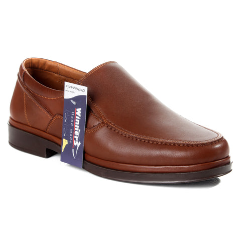 Medical shoes / genuine leather 100 % -6070