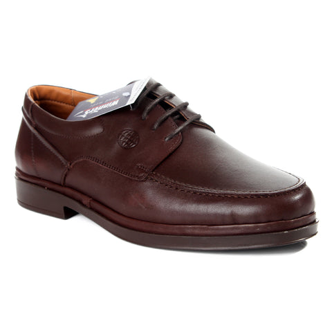 Medical shoes / genuine leather 100 % -6072