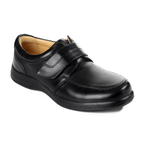 Medical shoes / genuine leather 100 % - 6016