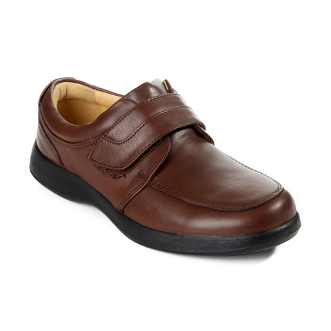Medical shoes / genuine leather 100 % -6017