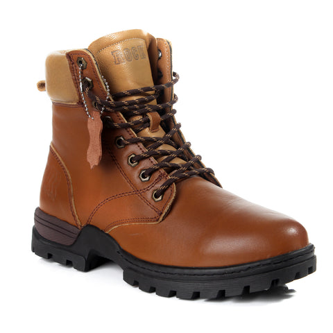 Safety Boots design / 100 % genuine leather