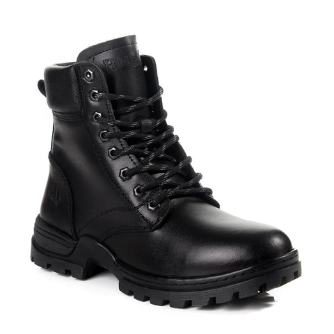 Safety Boots design / 100 % genuine leather -6068
