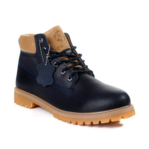 Safety Boots design / 100 % genuine leather -6047
