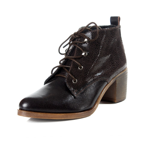 Women winter shoes / genuine leather 100 % -6087