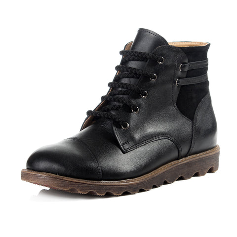 Women winter boots / genuine leather 100 % -6091