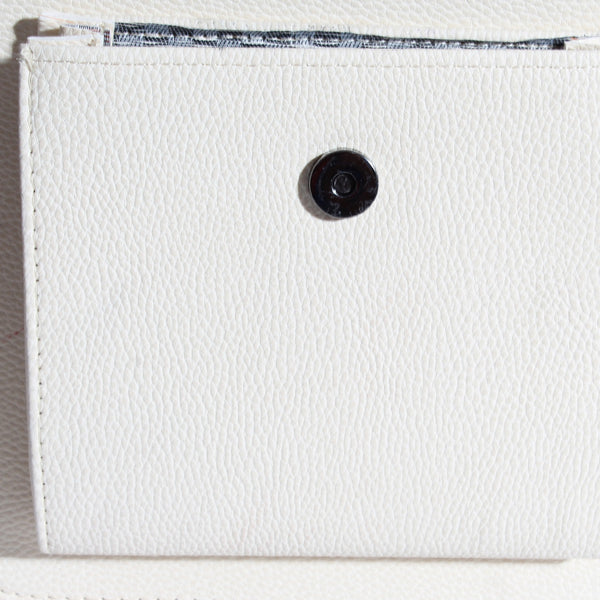 clutches/ 24 cm * 22 cm/ offwhite made in turkey -3473