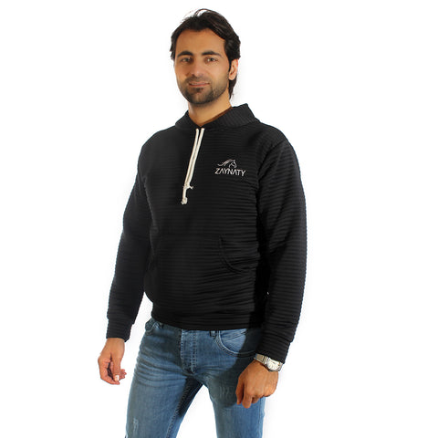 Original Zaynaty Embroider Hoddie -6003