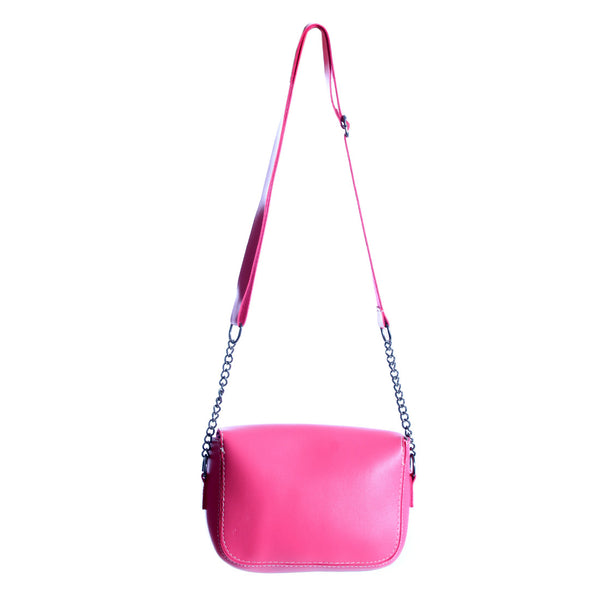 clutches/ 20 cm * 16 cm/ dark pink/ made in turkey -3469