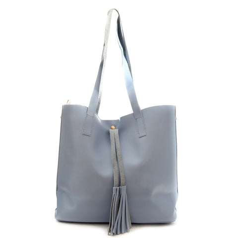 women bag/ 30 cm * 40 cm/ blue/ made in turkey -3465