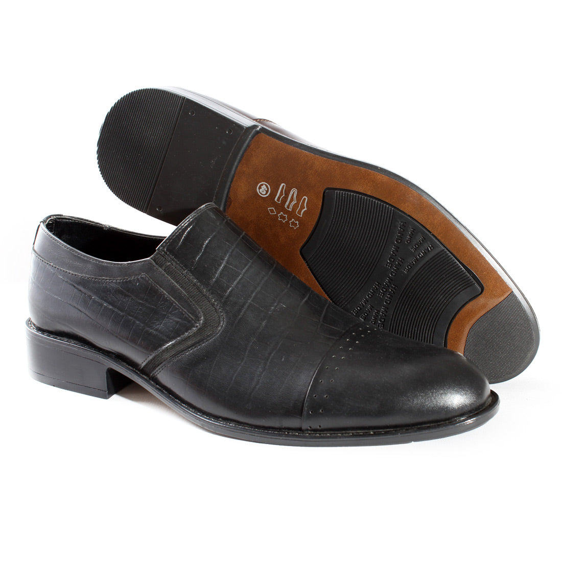 RUSTIC MEN FORMAL SHOES -3486-1