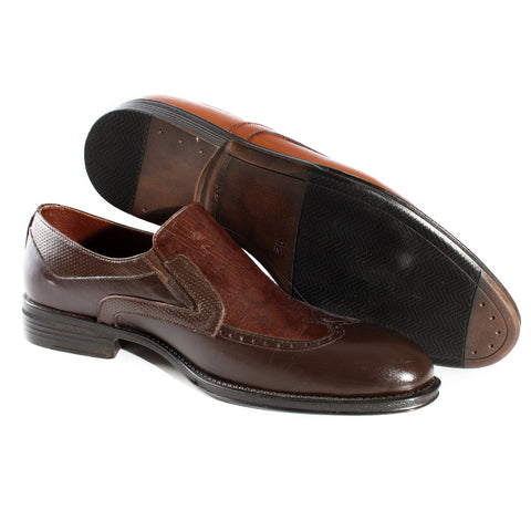 RUSTIC MEN FORMAL SHOES -3487-3