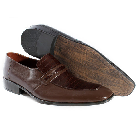 RUSTIC MEN FORMAL SHOES -3487-5