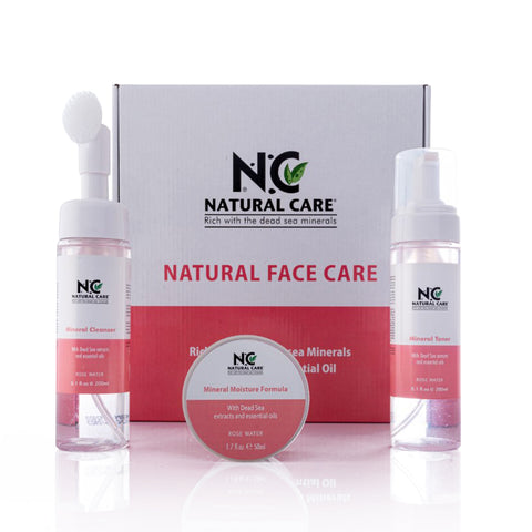 Natural Face Care  (ROSE WATER) -6634