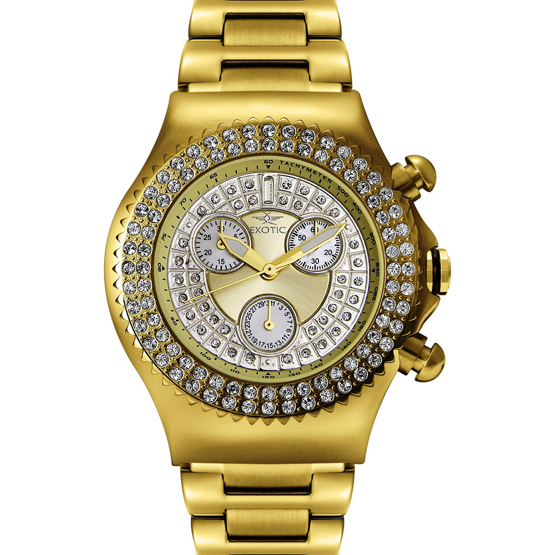 Women watch (Exotic) Swiss Made -3807