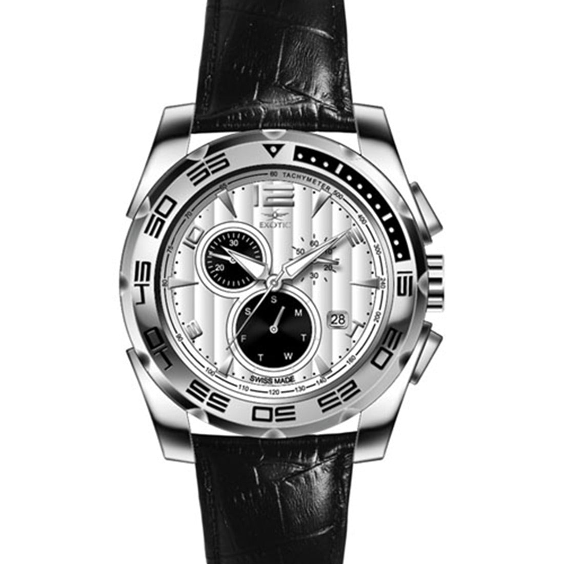 Men watch (Exotic) Swiss Made -3779