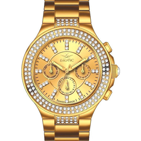 Women watch (Exotic) Swiss Made -3816