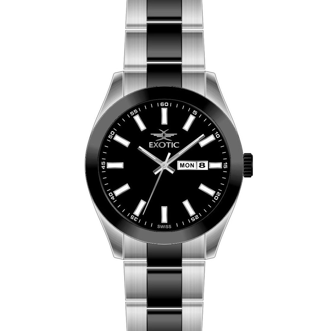 Men watch (Exotic) Swiss Made -3787